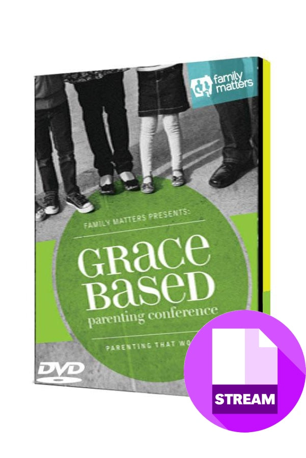 Grace Based Parenting Conference Video