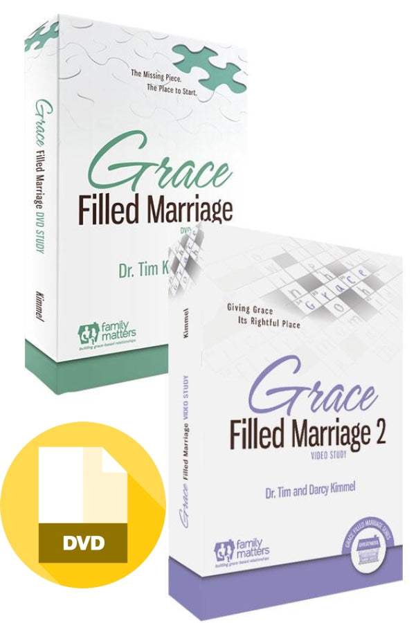 Grace Filled Marriage Video Complete Set