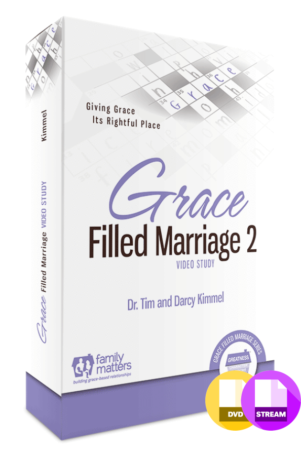 Grace Filled Marriage Part 2 Video Study