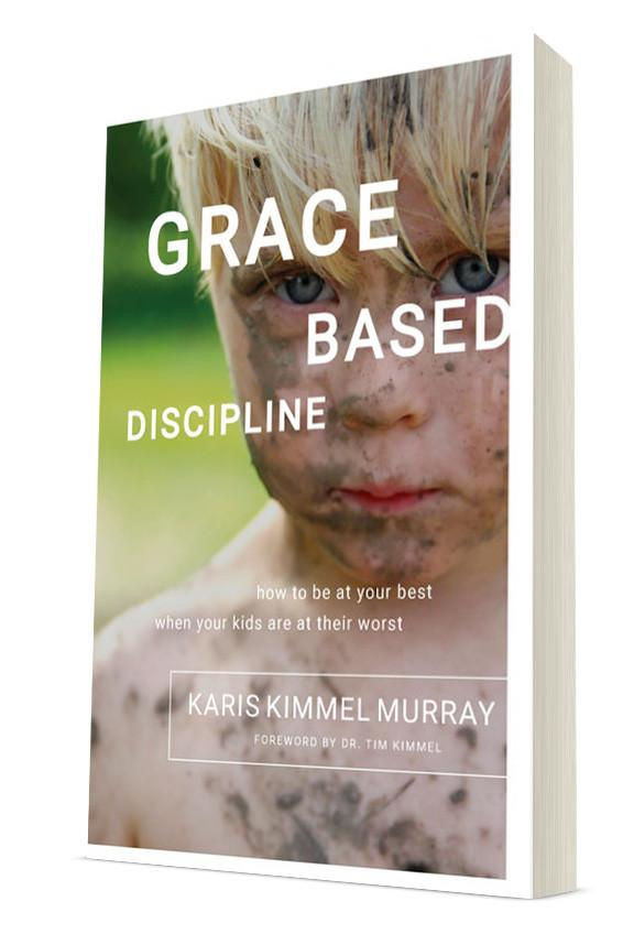 Grace Based Discipline Books