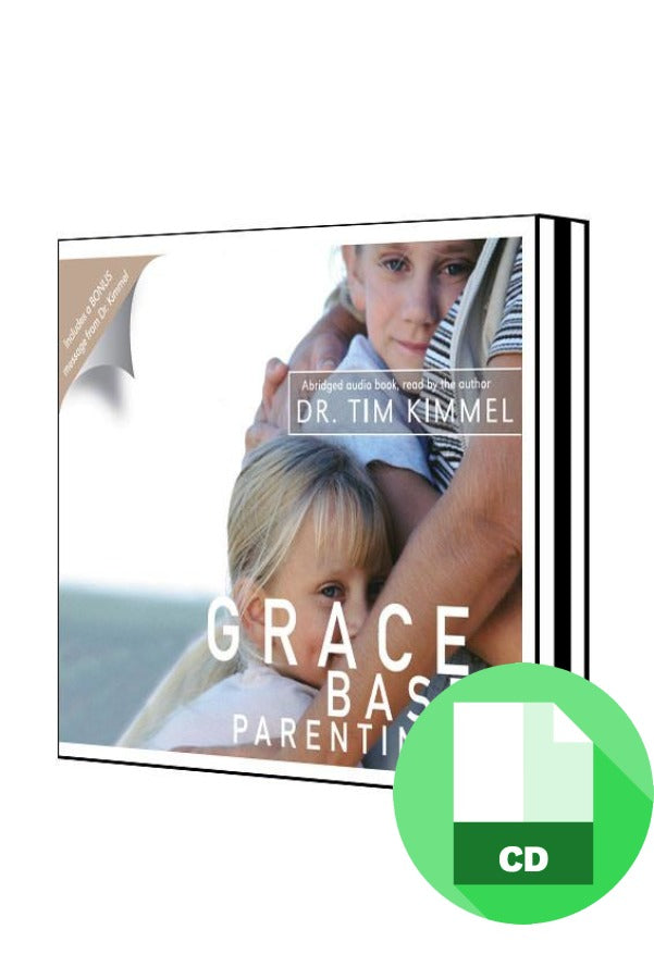 Grace Based Parenting (Abriged Audio Book)