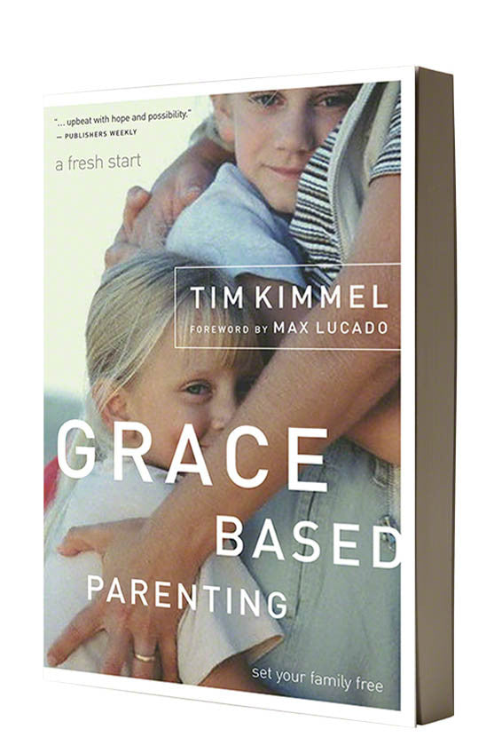 Grace Based Parenting