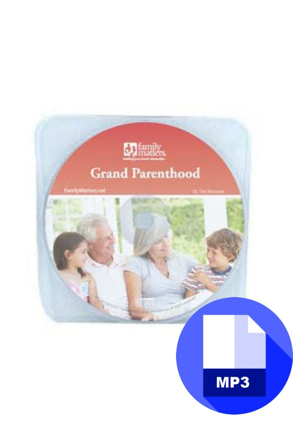 Grandparenthood Audio