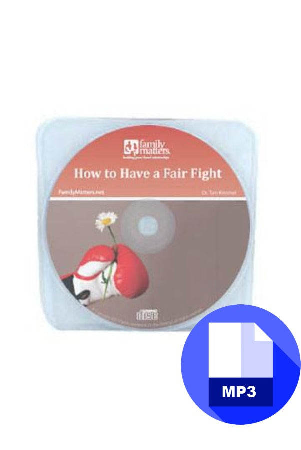 How To Have A Fair Fight - Mp3 Download Audio