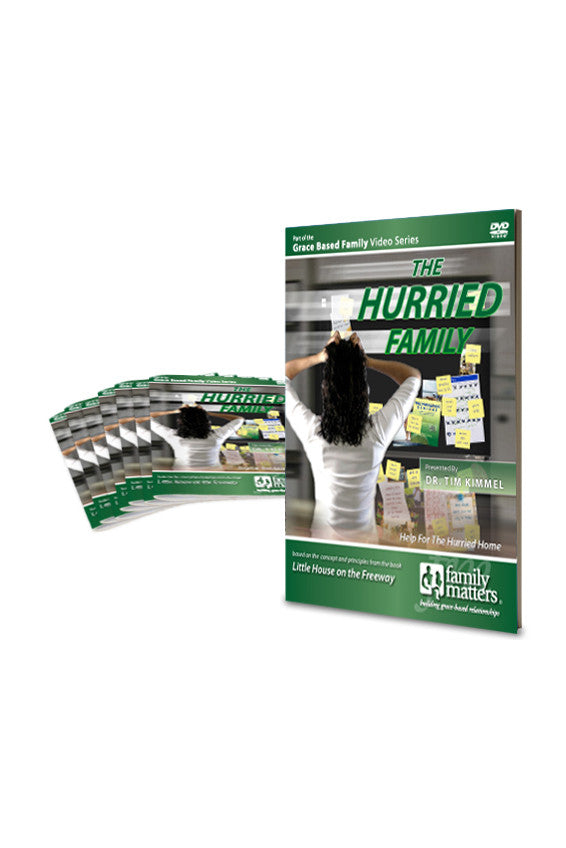 Hurried Family Video Series - Workbook