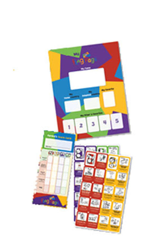 Kids Flag Page Refill