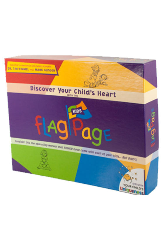 Kids Flag Page