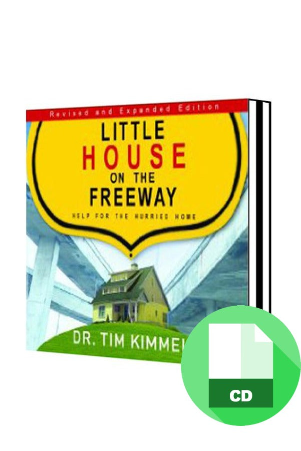 Little House On The Freeway - Audio Book