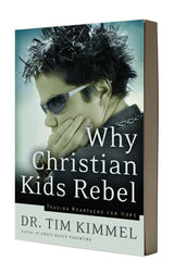 Why Christian Kids Rebel
