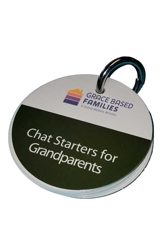 Chat Starters for Grandparents