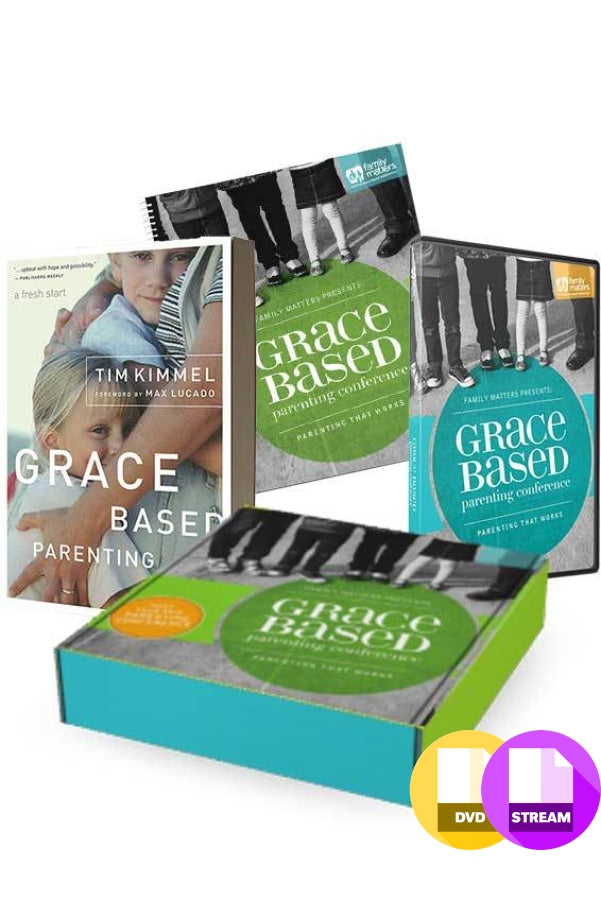 Grace Based Parenting Conference In-A-Box