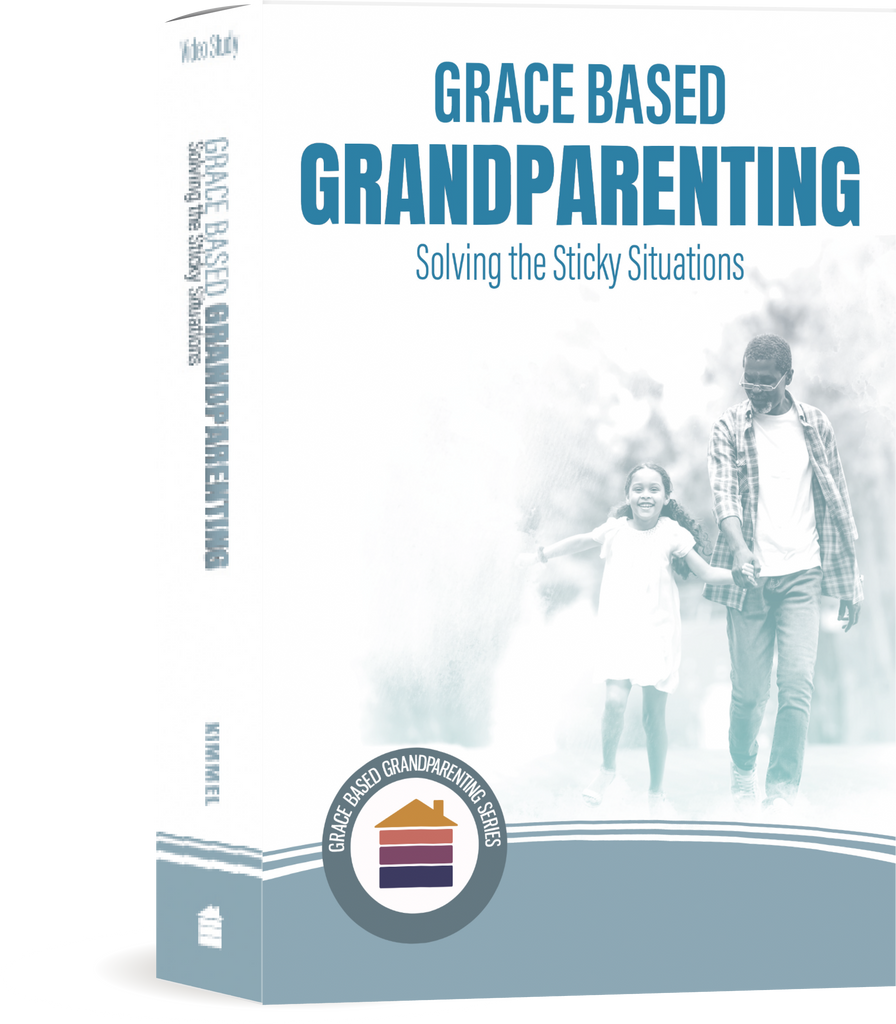 Grace Based Grandparenting: Solving The Sticky Situations