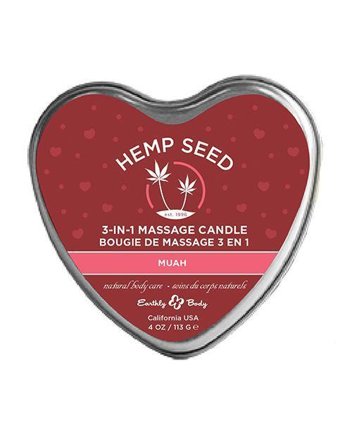 Heart Candle - 3-in-1 -4.7 Oz.