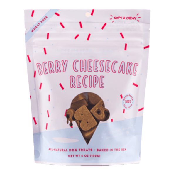 Berry Cheesecake Soft & Chewy | Bocce's Bakery
