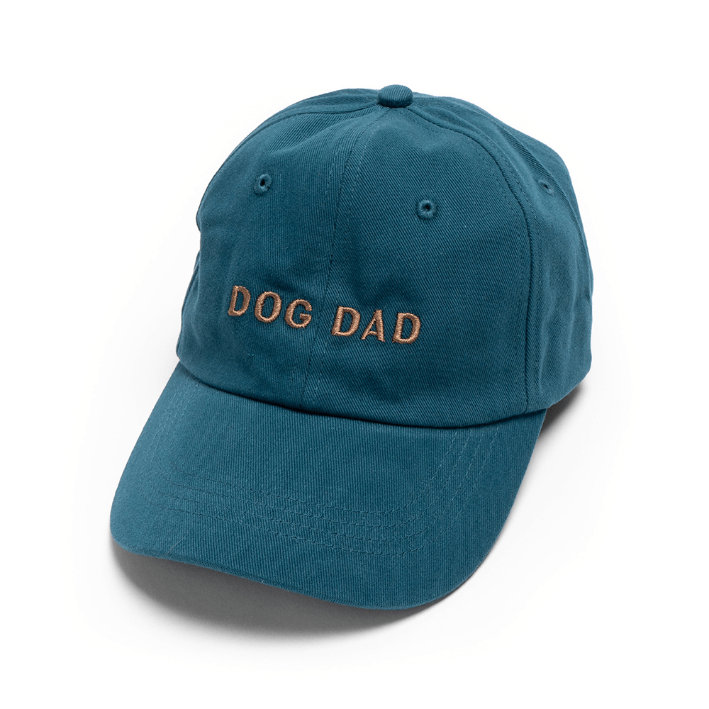 Dog Dad Hat (Prussian) | Lucy & Co