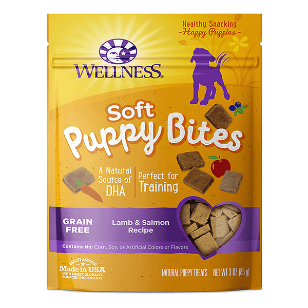 Just For Puppy Lamb & Salmon 3.5oz | Wellness