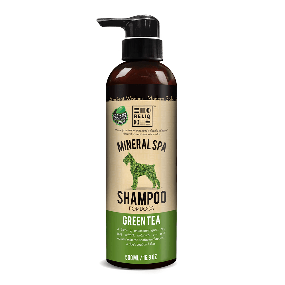 Mineral Spa Green Tea Shampoo | Reliq