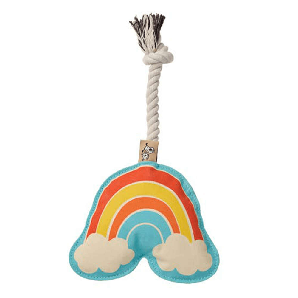 Rainbow Rope Toy | Ore' Pet by Ore' Originals