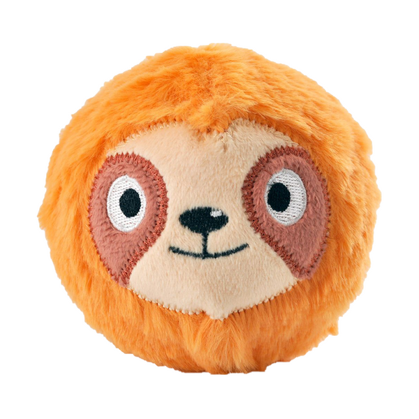 Zoo Ball 2-in-1 Sloth 4"