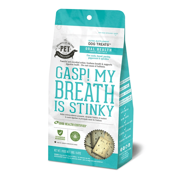 Gasp! My Breath is Stinky | Granville Island