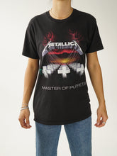 Charger l'image dans la galerie, Concert Tee Recent Metallica master of puppets