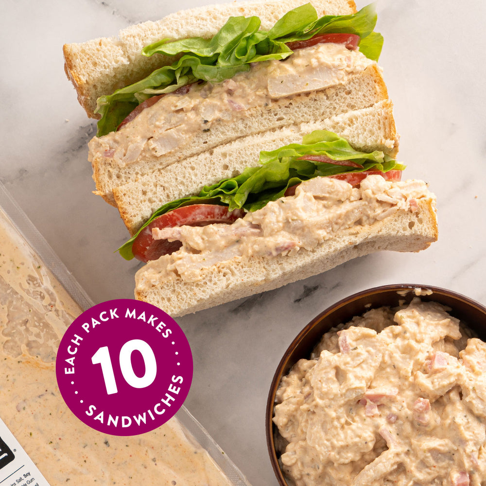 Chicken Bacon Club Sandwich Filling 1kg Pack