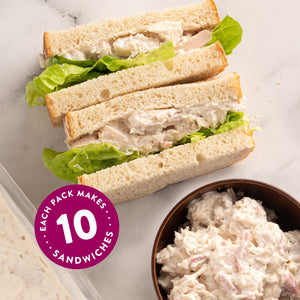 Load image into Gallery viewer, Chicken Caesar Sandwich Filling 1kg Pack