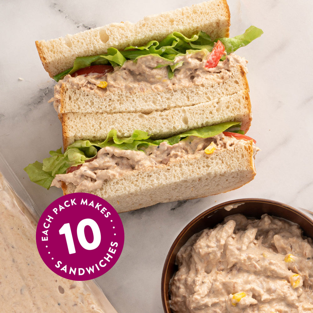 Tuna & Sweet Corn Sandwich Filling 1kg Pack