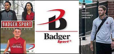 Badger Apparel on HITaDouble
