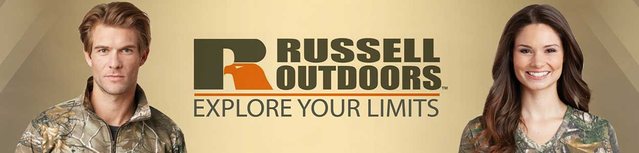 Russell Outdoors Apparel
