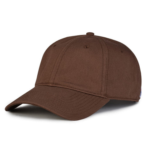 The Game GB210 Classic Relaxed Garment Washed Twill Cap - Espresso Brown