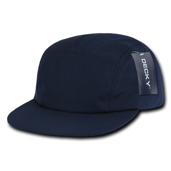 Decky 1000 Performance Mesh Racer Cap - Navy - HIT A Double