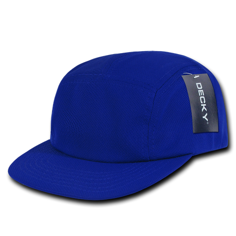 Decky 1000 Performance Mesh Racer Cap - Royal - HIT A Double