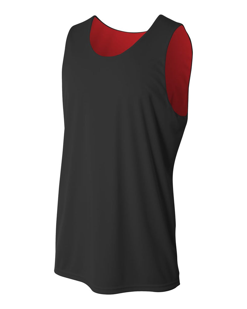 ab8b2acb081 A4 NB2375 Youth Reversible Jump Jersey - Black Red – HIT A Double