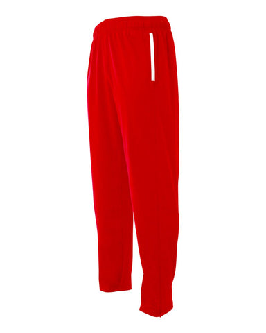A4 N6199 League Pant - Scarlet White