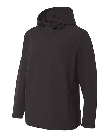 A4 N4263 Force Windbreaker - Black