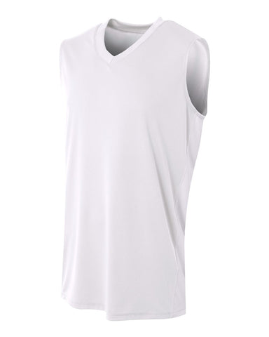 A4 N2377 Backcourt Jersey - White