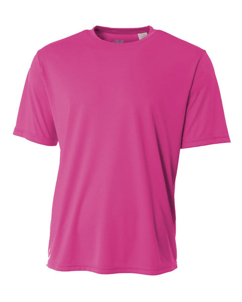 A4 N3142 Cooling Performance Crew - Fuchsia