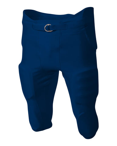 A4 N6198 Integrated Zone Pant - Navy