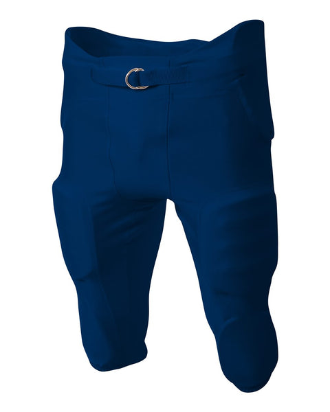 A4 NB6198 Youth Integrated Zone Pant - Navy
