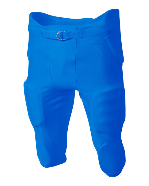 A4 NB6198 Youth Integrated Zone Pant - Royal