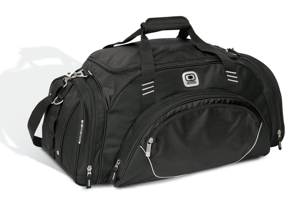 OGIO 108084 Transfer Duffel - Black - HIT A Double