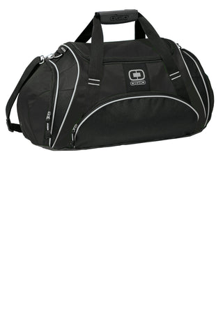 OGIO 108085 Crunch Duffel - Black - HIT A Double