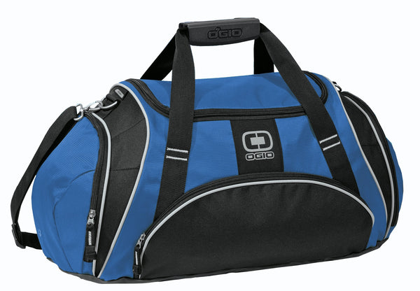 OGIO 108085 Crunch Duffel - True Royal - HIT A Double