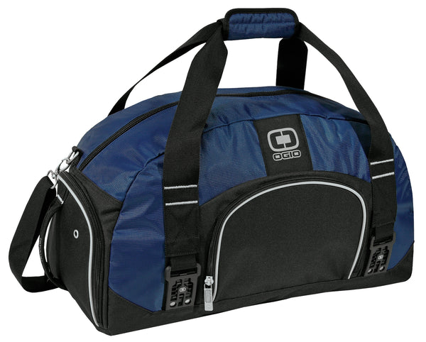 OGIO 108087 Big Dome Duffel - Navy - HIT A Double