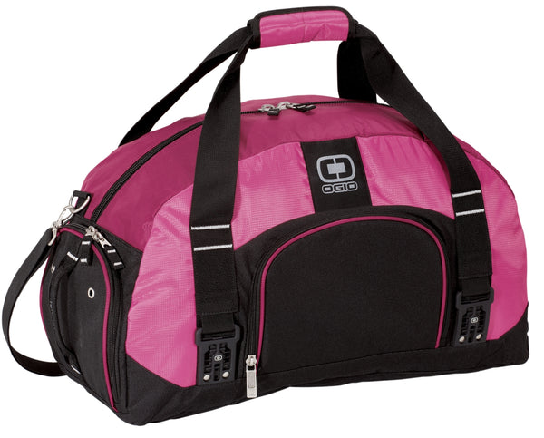 OGIO 108087 Big Dome Duffel - Pink - HIT A Double
