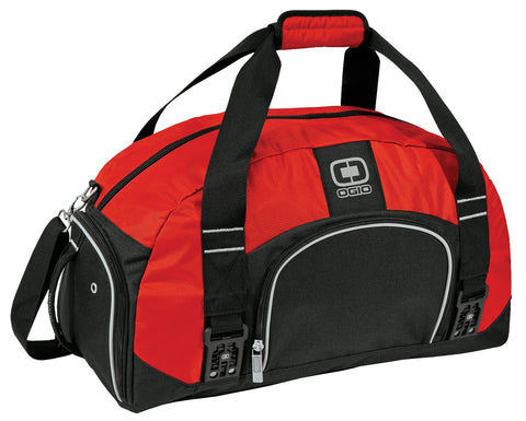 OGIO 108087 Big Dome Duffel - Red - HIT A Double
