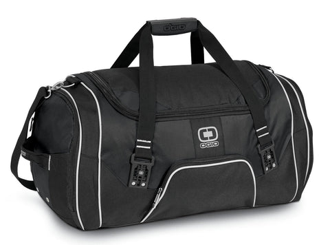 OGIO 108089 Rage Duffel - Black - HIT A Double