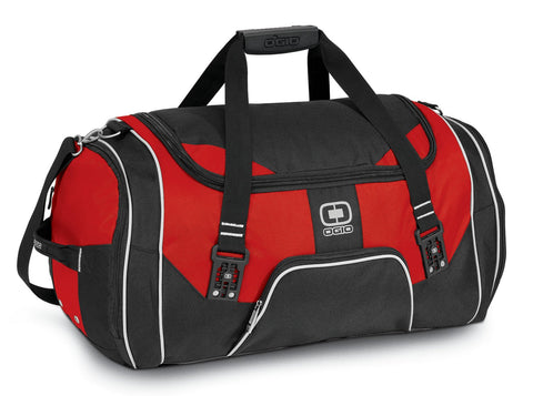 OGIO 108089 Rage Duffel - Red - HIT A Double