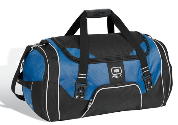 OGIO 108089 Rage Duffel - True Royal - HIT A Double